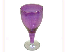 Colored Goblet