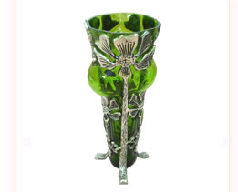 Metal Flower Holder