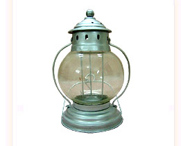 Glass Metal Lantern
