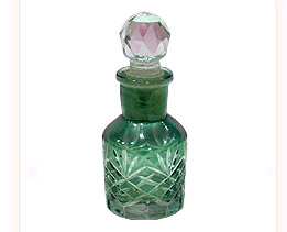 Glass Perfume Holder
